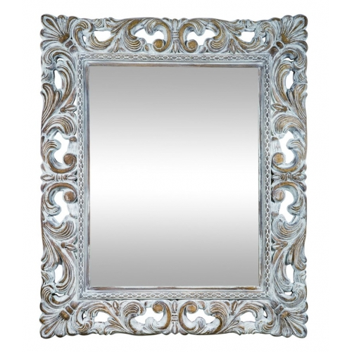 Lace Chic Small Wall Mirror