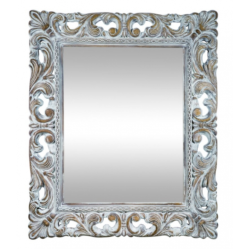 Lace Chic Large Wall Mirror