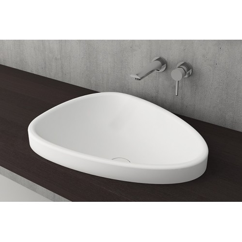 Etna 580mm Drop In Basin/Matte White