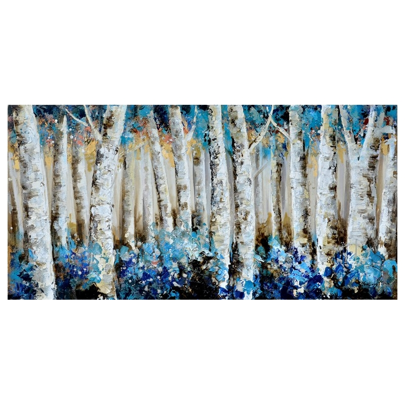 Winter Series Canvas Painting
