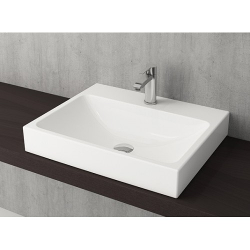 Scala Arch 600mm Wall Basin