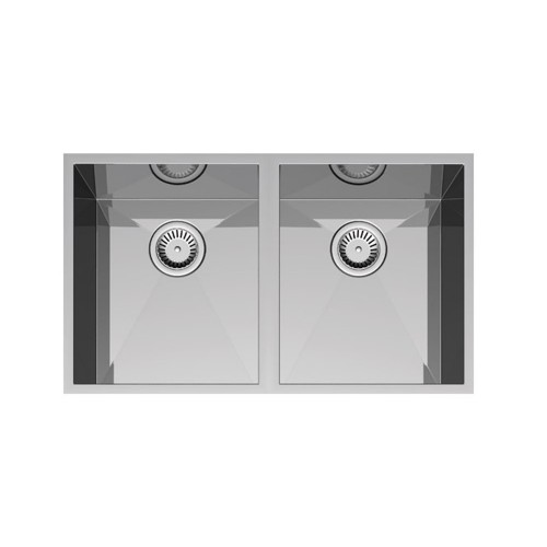 Paco Jaanson Palermo 760mm Double Bowl Sink