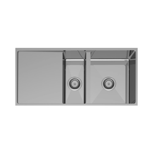 Paco Jaanson Palermo 1000mm Double Bowl Sink
