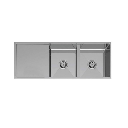 Paco Jaanson Palermo 1140mm Double Bowl Sink