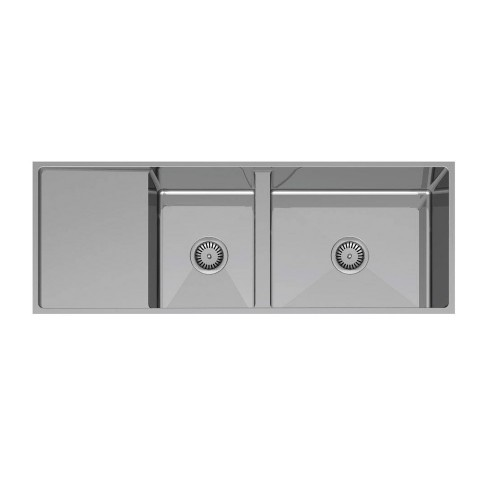 Paco Jaanson Palermo 1200mm Double Bowl Sink
