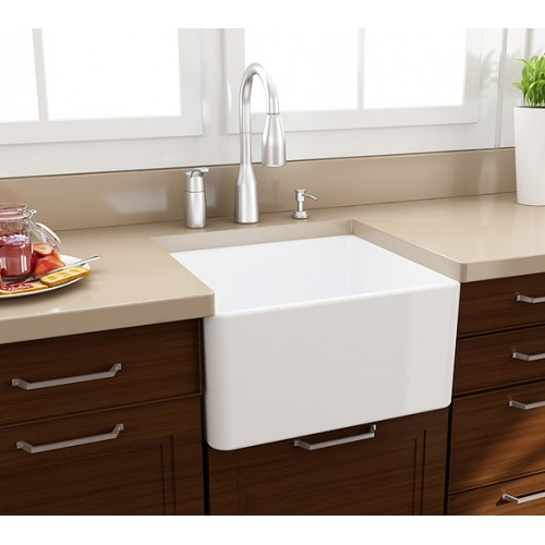 Paco Jaanson Casa Ceramic Kitchen Sink 500mm