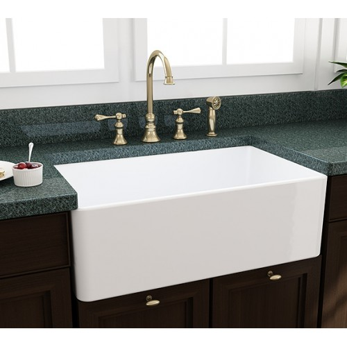 Paco Jaanson Casa 750mm Ceramic Kitchen Sink