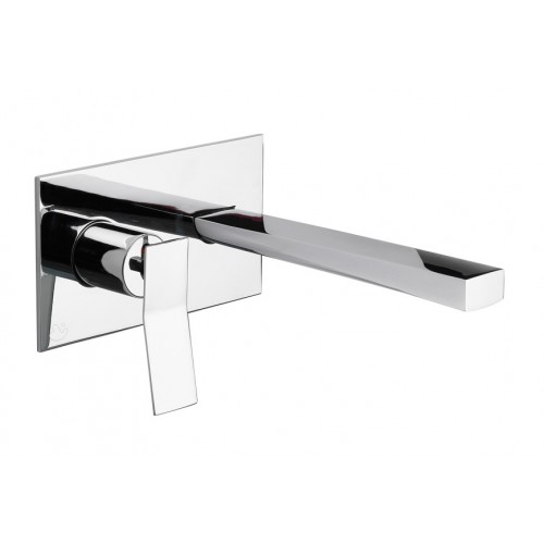 Paco Jaanson Wave Wall Mixer & Spout