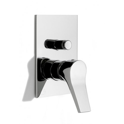 Paco Jaanson Tweet Wall Mixer/Diverter