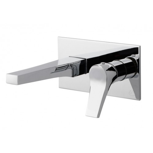 Paco Jaanson Wall Mixer & Spout