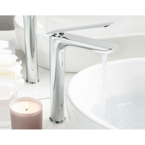 Kelly Hoppen Zero 2 Vessel Basin Mixer