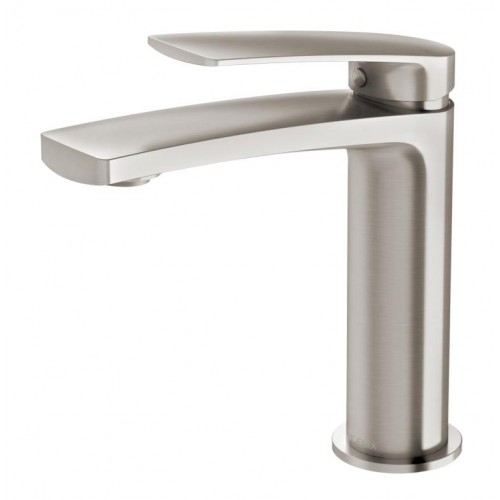 Phoenix Mekko Basin Mixer/Brushed Nickel