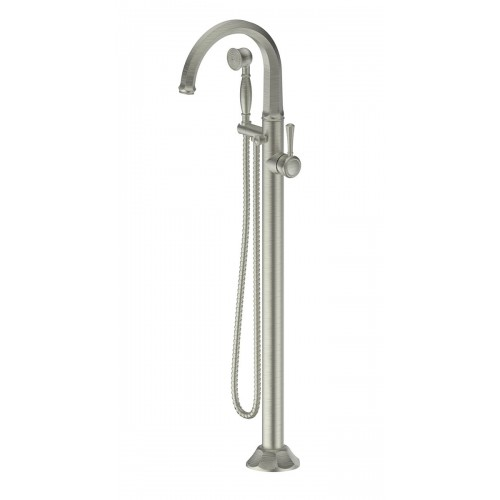 Polaro Freestanding Bath Filler/Brushed Nickel