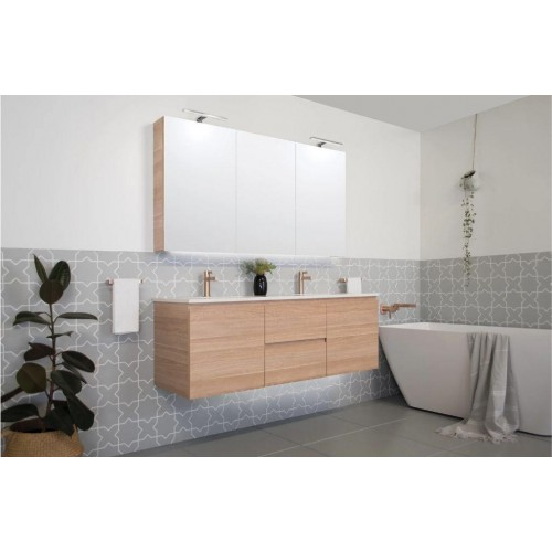 ADP Emporia 1200 Wall Hung Vanity