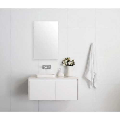 ADP Fuji 900mm Offset Bowl Wall Hung Vanity