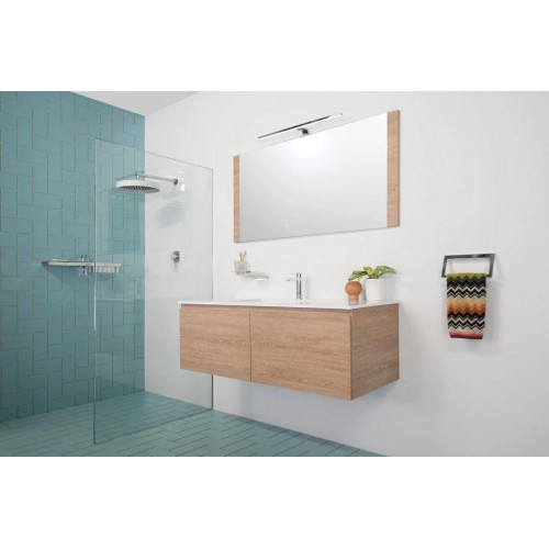 Summer All Draw Centre Bowl 1200mm Wall Hung Vanity