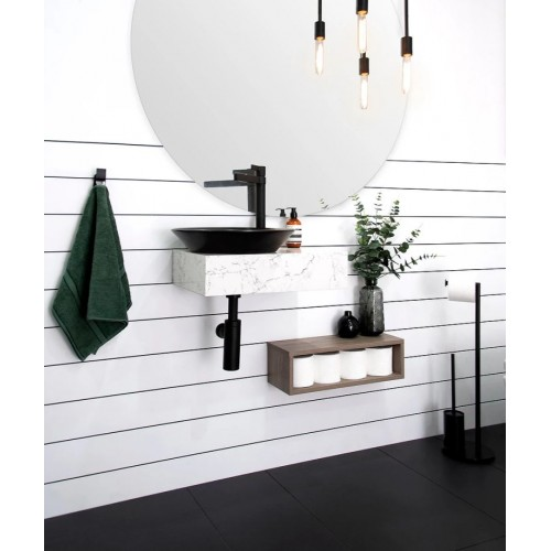 Minima 500mm Wall Hung Bench