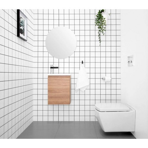 Piccolo 400mm Wall Hung Vanity