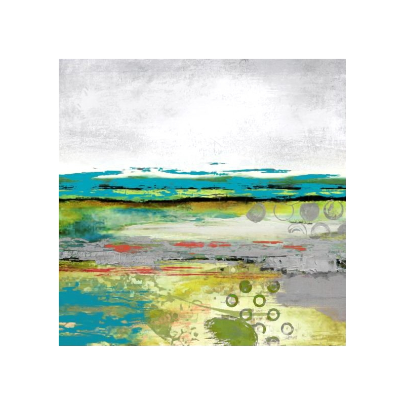 Life's Journey Canvas Painting
