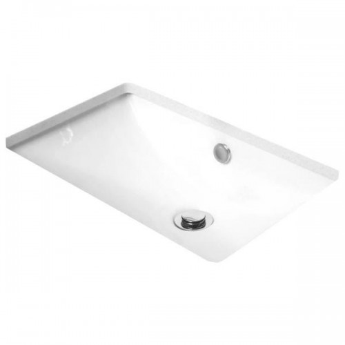 Scoop Ceramic Undercounter Basin