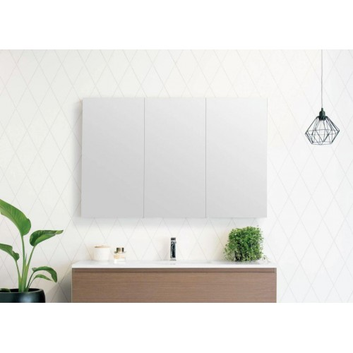 Architectural Shaving Cabinet/3 Door Surround View