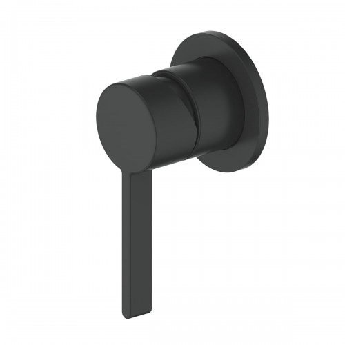 Glint Shower Bath Mixer/Matte Black
