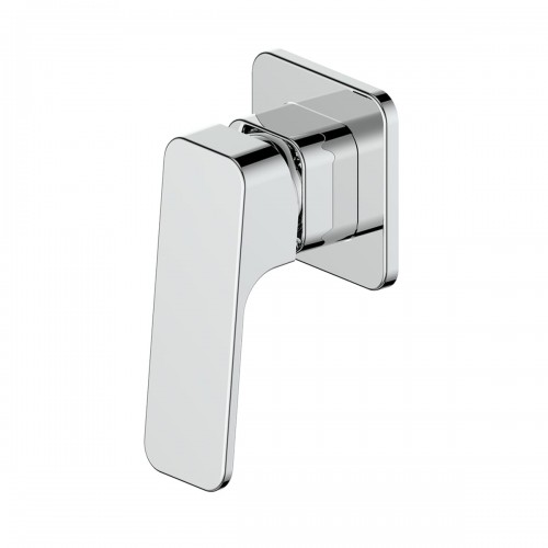 Swept Shower/Bath Mixer