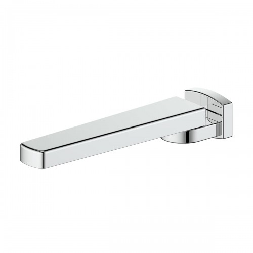 Swept Swivel Bath Spout
