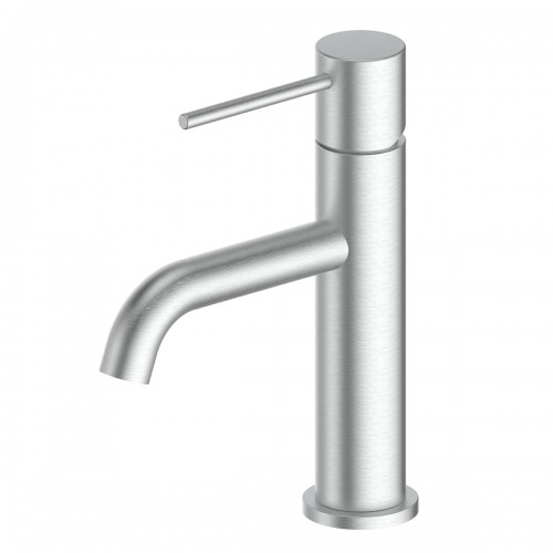 Gisele Basin Mixer/Brushed Nickel