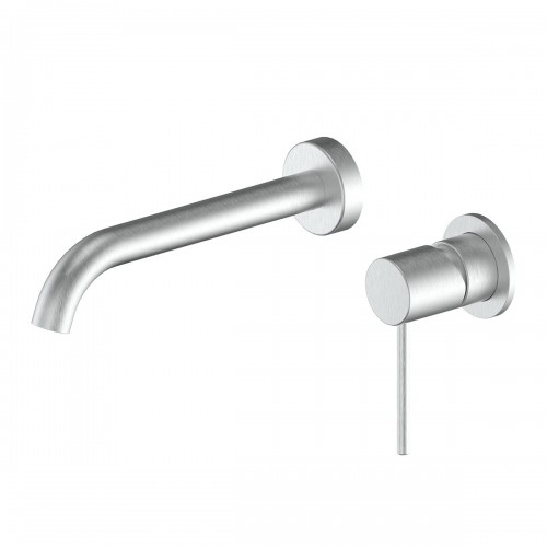 Gisele Wall Basin Mixer/Brushed Nickel