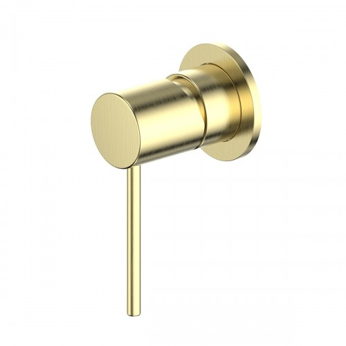 Gisele Shower/Bath Mixer/Brushed Brass