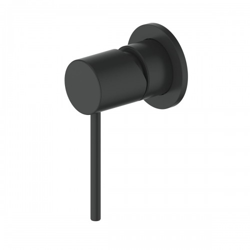 Gisele Shower/Bath Mixer/Matte Black