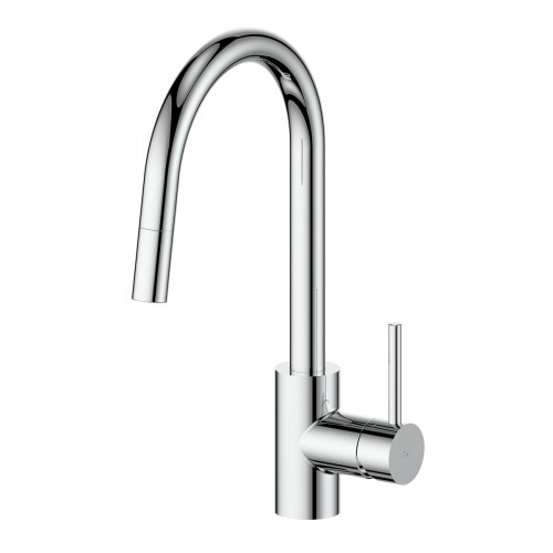 Zeon Pull-Down Sink Mixer
