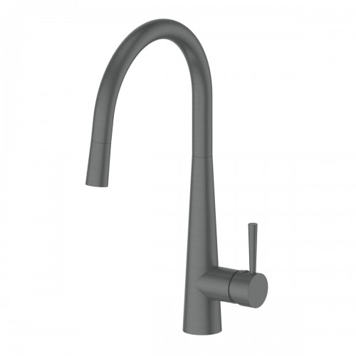 Galiano Pull-Down Sink Mixer/Gunmetal