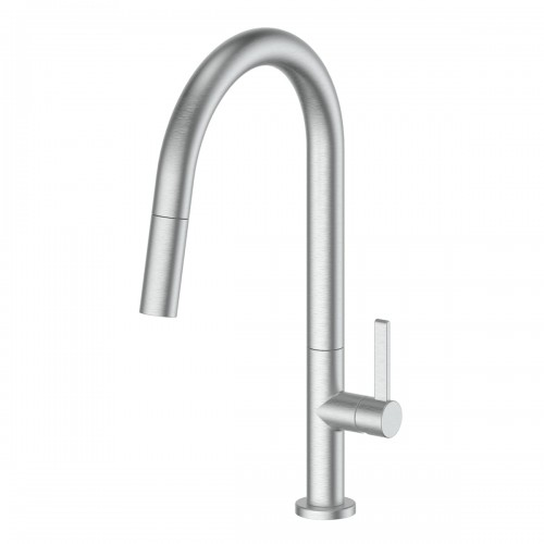 Luxe Pull-Down Sink Mixer/Brushed Nickel