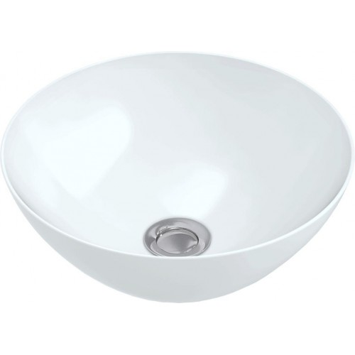 Johnson Suisse Venezia Round Counter Top Basin