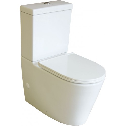 Venezia Wall Faced Toilet Suite