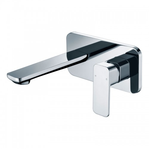 Ikon Seto Wall Basin Mixer