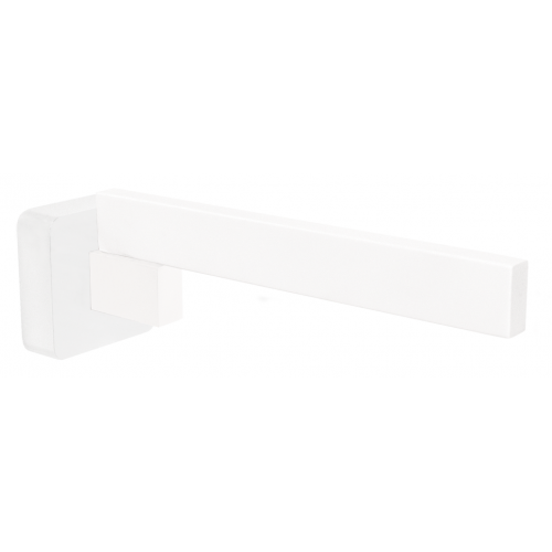 Jamie J Martini Swivel Bath Spout Matte White
