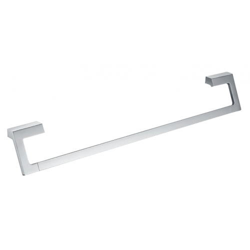 TIME SQUARE TOWEL RAIL 600MM