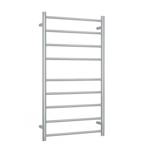 Thermorail Budget Round Heated Towel Rail 60cm x 108cm