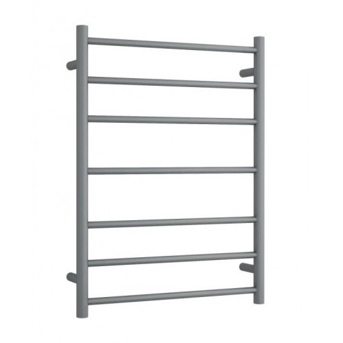 Thermorail SR44MGM Heated Towel Rail/Round/Gun Metal