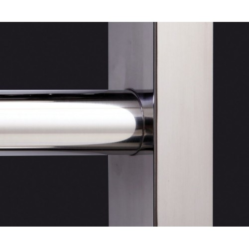 Thermorail SRS54M Heated Towel Rail/Round/Square