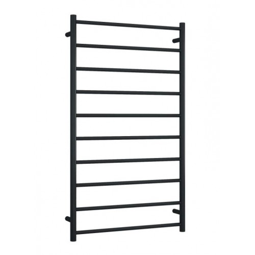 Thermorail SR69MB Heated Towel Rail/Round/Matte Black