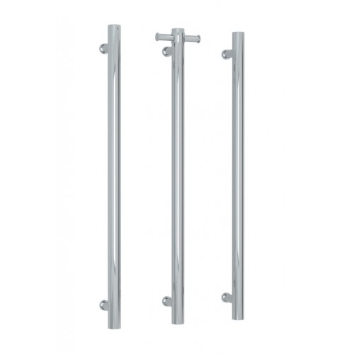 Thermorail Vertical heated towel rail