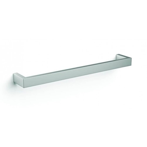 Square Single Bar Heated Towel Rail/632mm