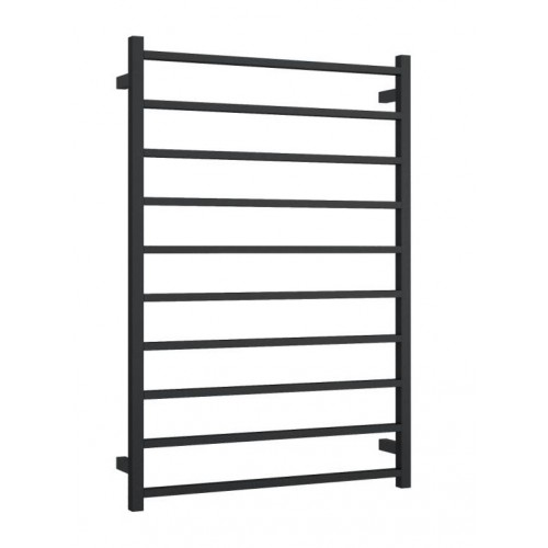 Thermorail SS88MB Heated Towel Rail/Square/Matte Black