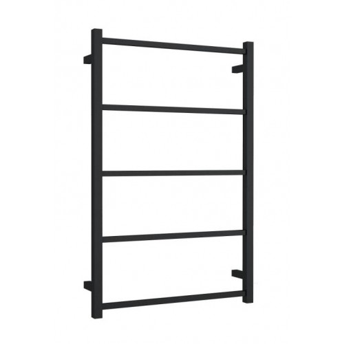 Thermorail Square Non Heated Towel Rail/Matte Black