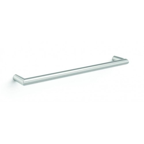 Thermorail Round 63cm Non-Heated Single Bar Towel Rail