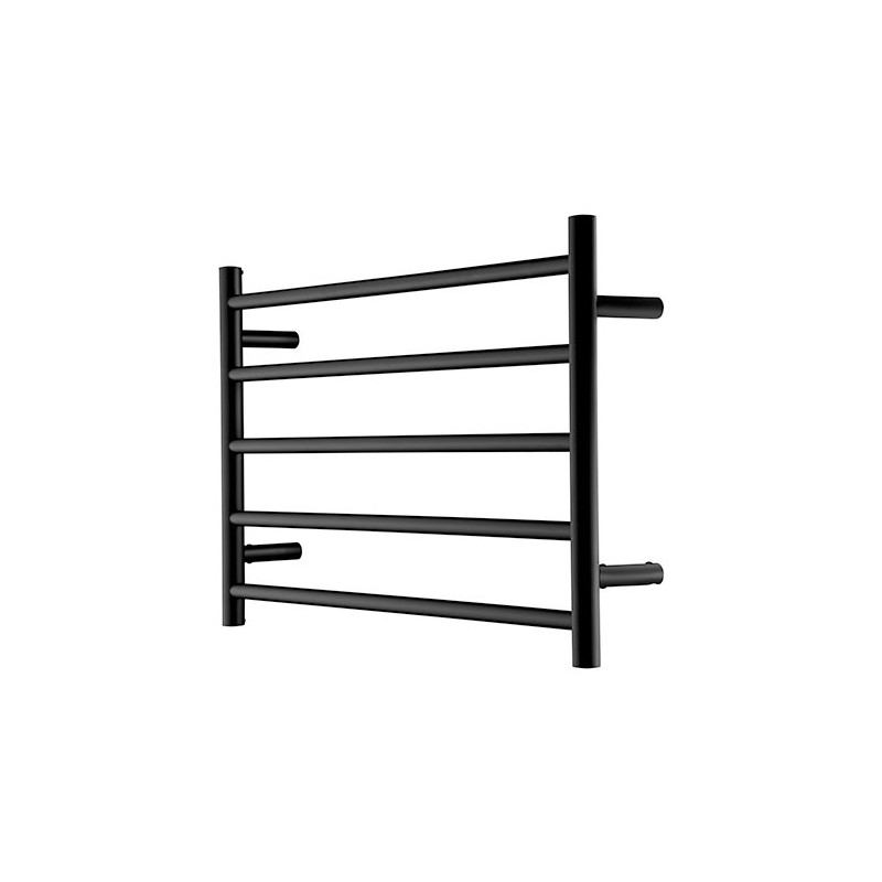 Heirloom Genesis 510 Nero extended heated towel rail